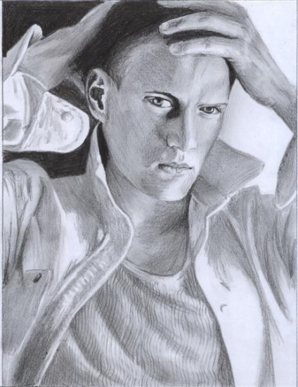 Wentworth Miller par D17rulez